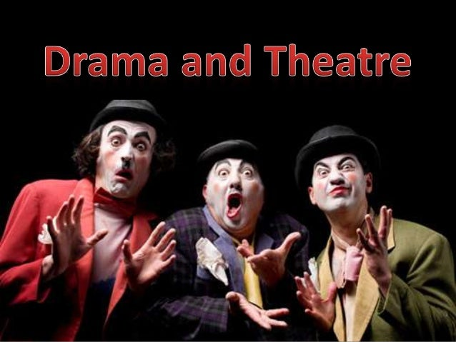OUTLINE• What is Drama?• The Elements of Drama• The Drama Medium• Useful Words to Know• Let's Put on a Play!