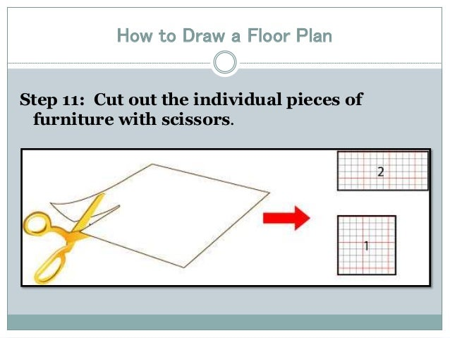 Furniture Plans Drawings How to Draw a Floor Plan Step