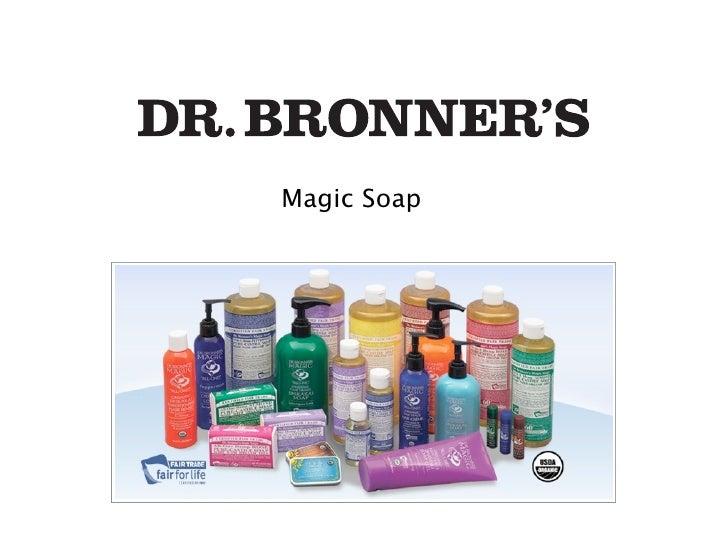 Dr. Bronner's Magic Soap