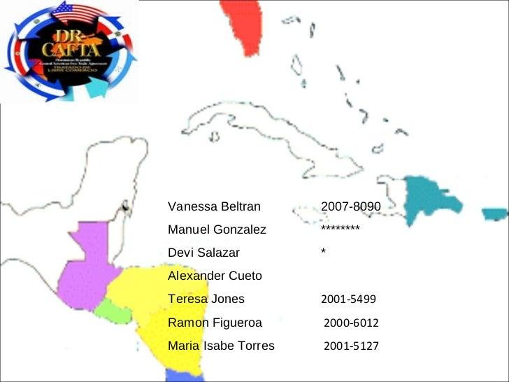 Vanessa Beltran      2007-8090Manuel Gonzalez      ********Devi Salazar         *Alexander CuetoTeresa Jones         2001-...