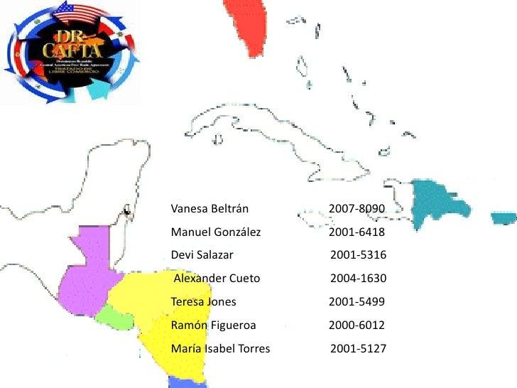Vanesa Beltrán        2007-8090 Manuel González       2001-6418 Devi Salazar          2001-5316 Alexander Cueto       2004...