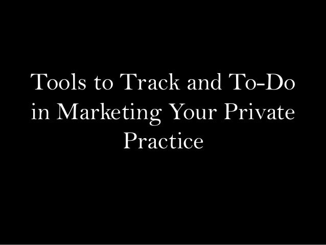 Dr Chris Stout Marketing Tools