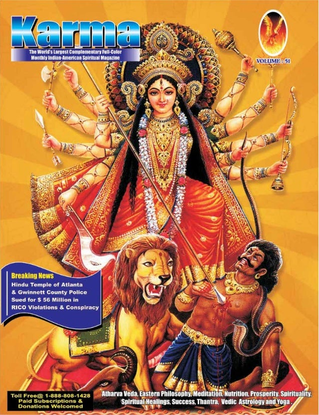 Karma 1 The nation's largest full color monthly spiritual and metaphysical magazine. Submission & Disclaimers: Weacceptart...