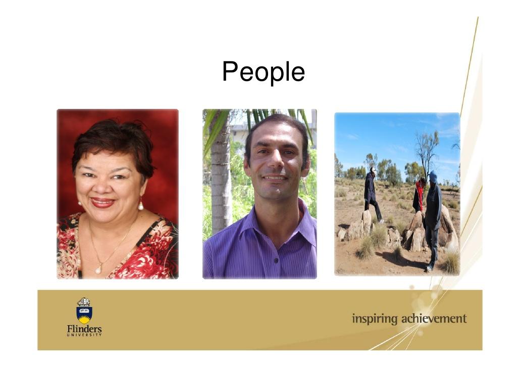 Dr della yarnold indigenous transitions pathways director, nt medica�