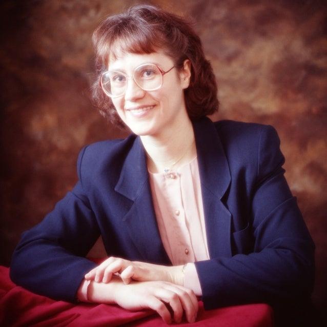Dr Dinah Parums. Membership portrait for the Royal College of Pathologists, U.K.