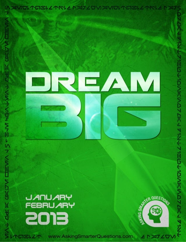 Dream Big: an Article Series e-Book for Goal Achievement