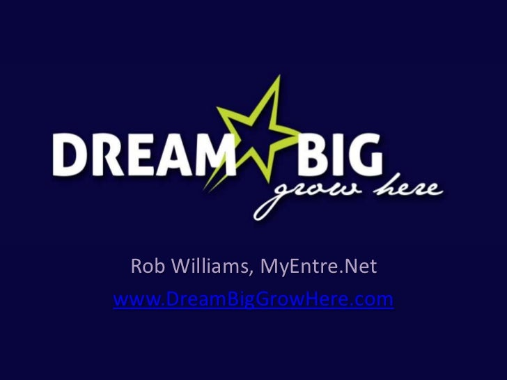 Dream Big Grow Here Contests