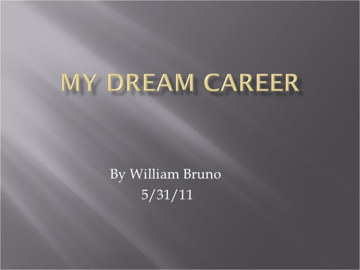 By William Bruno  5/31/11