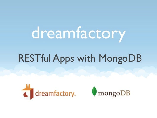 RESTful Apps With MongoDB