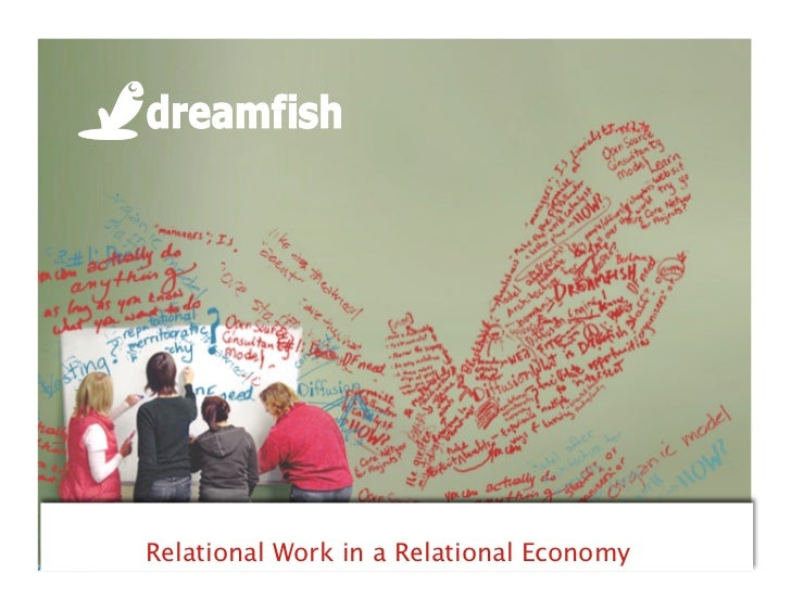 Relational Work in a Relational Economy