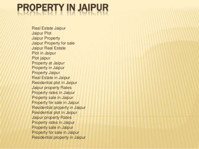 PROPERTY IN JAIPUR  Real Estate Jaipur  Jaipur Plot  Jaipur Property  Jaipur Property for sale  Jaipur Real Estate  Plot i...
