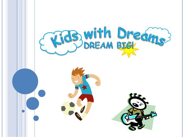 ABOUT THE GROUP Newly founded organization. Helping young children live out their youngdreams.