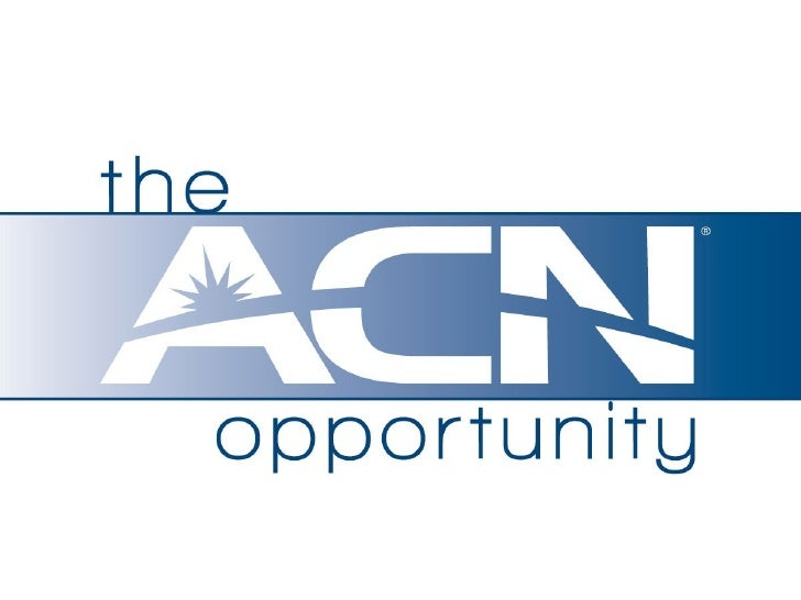 ACN Opportunity 2010