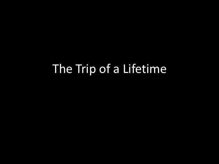 Dream trip ppp[1]