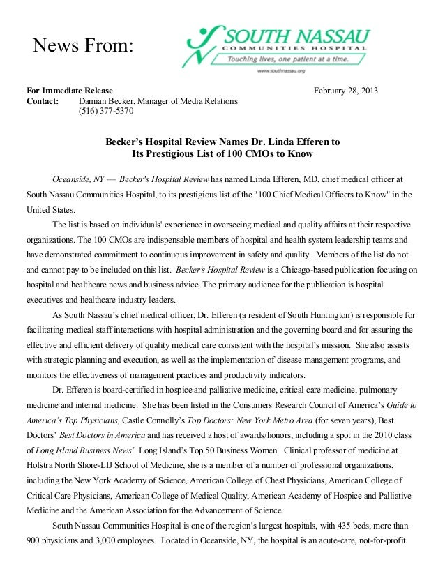 News From:For Immediate Release                                                               February 28, 2013Contact:   ...
