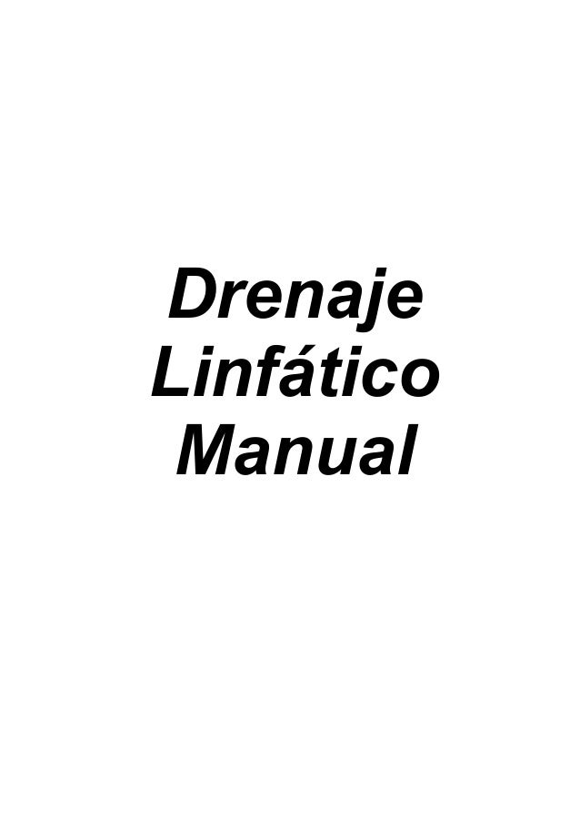 DrenajeLinfático Manual