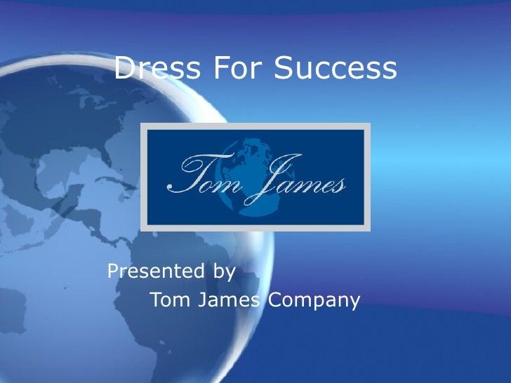 Tom James Spring 2012