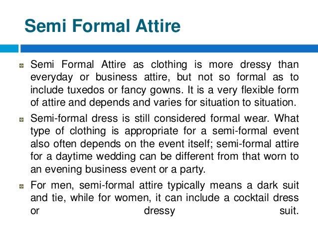 Dressy Casual Attire For Wedding
