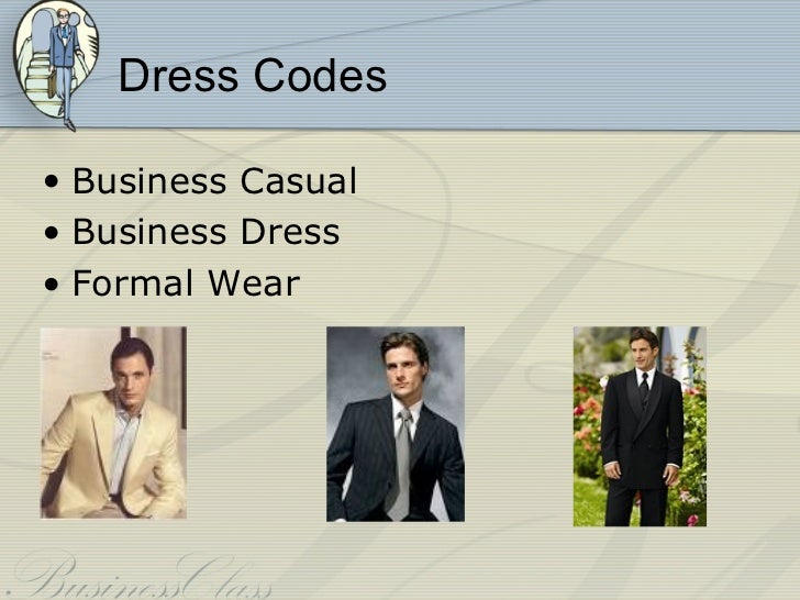 dress for success for men