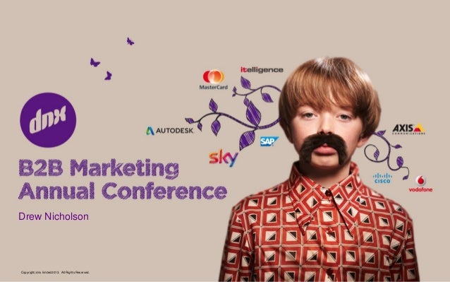 'Content is not king – creative content is king' Drew Nicholson, CEO, DNX (10.25-11.10)