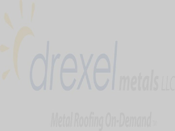 Drexel metals