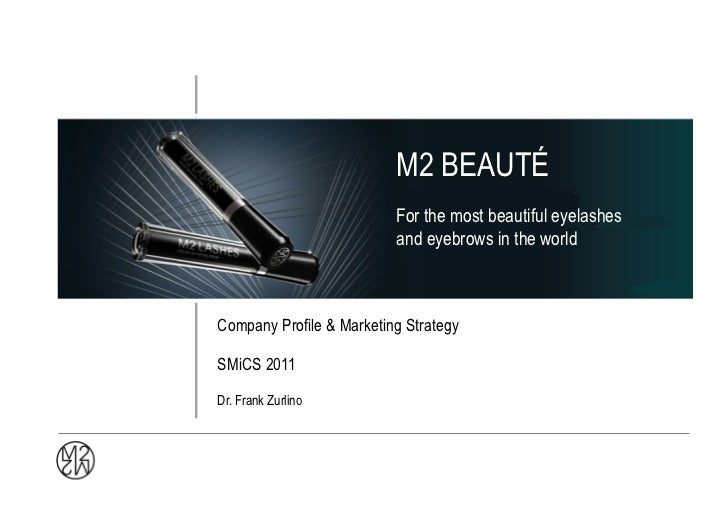 Dr. Frank Zurlino Company Profile & Marketing Strategy m2 beaute