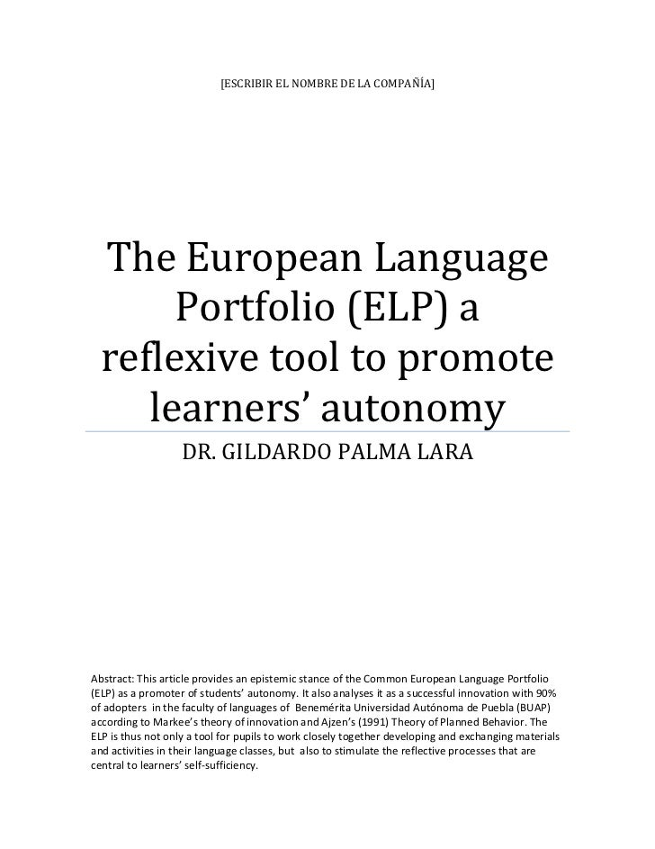 Dr gildardo palma the european language portfolio.2docx