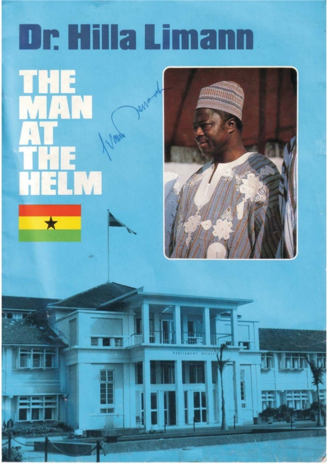 Who was President Hilla Limann of Ghana?