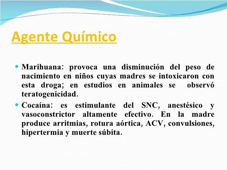 Dra Ibarra Factores Precipitantes