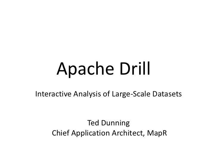 Drill lightning-london-big-data-10-01-2012
