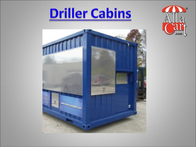 driller cabins