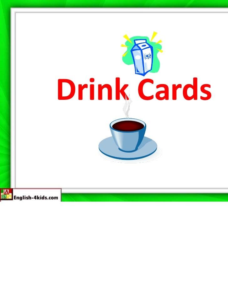DrinkCards
