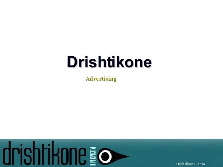 Drishtikone  Template    Advertising