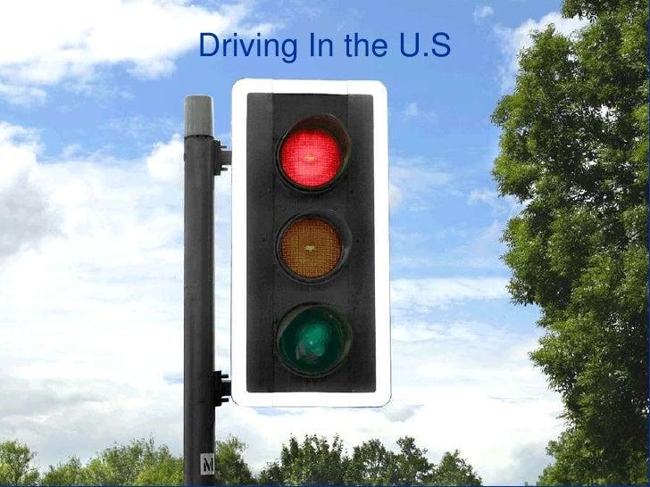 Drive In The U.S