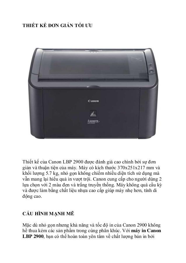 Скачать драйвер для принтера canon 2900