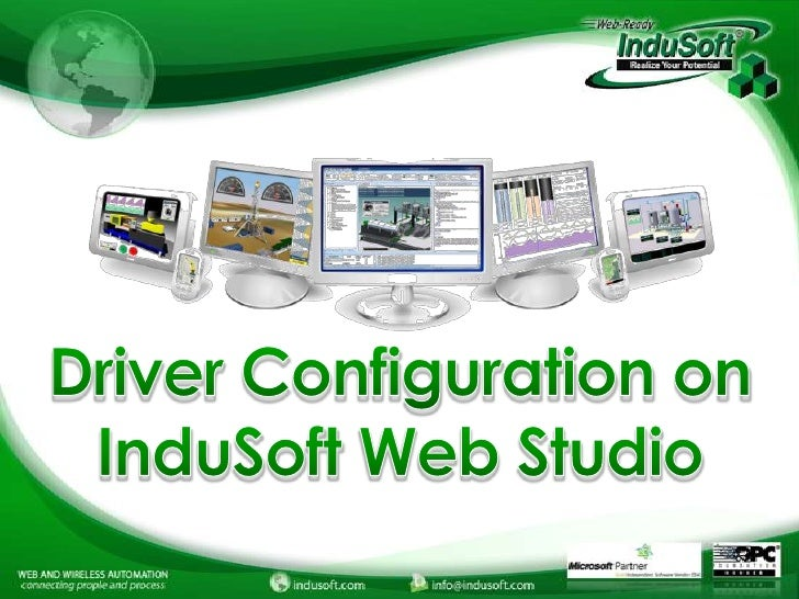 InduSoft Driver Configuration Webinar
