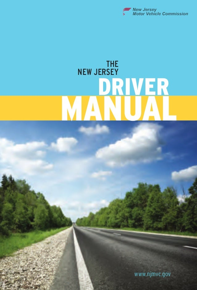 download new jersey dmv manual test free softportalte