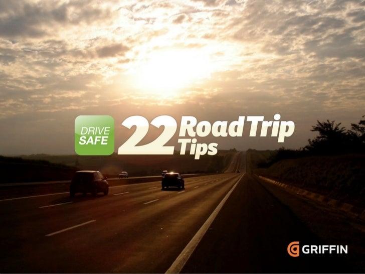 DriveSafe 22 Road Trip Tips