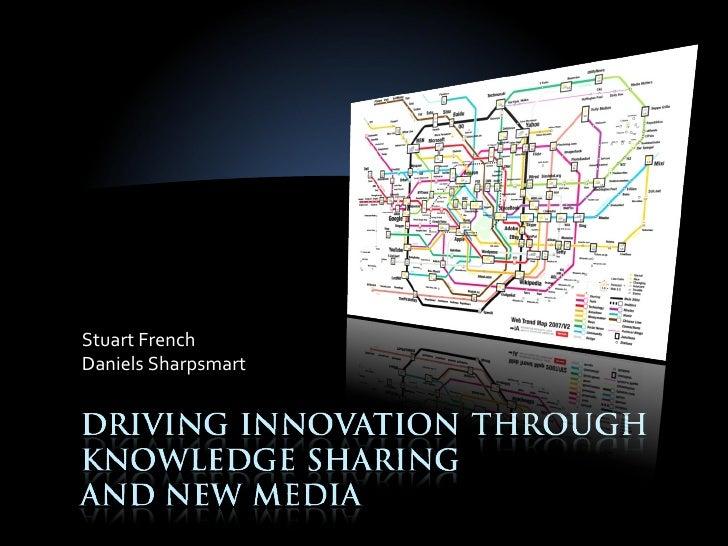 Driving Innovation Through Enterprise 2.0