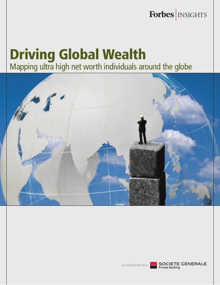 Driving Global WealthMapping ultra high net worth individuals around the globe                                   in associ...