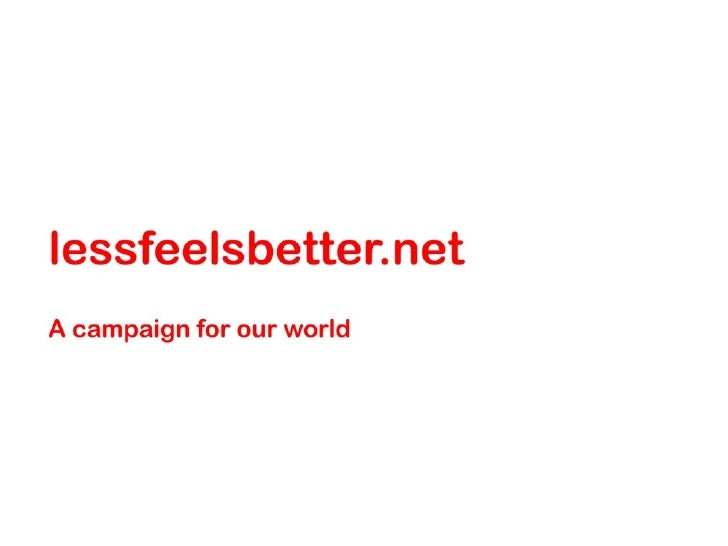 Driving Less Feels Better campaign results