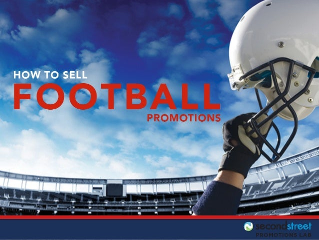 How to Drive Revenue & Results with Football Promotions