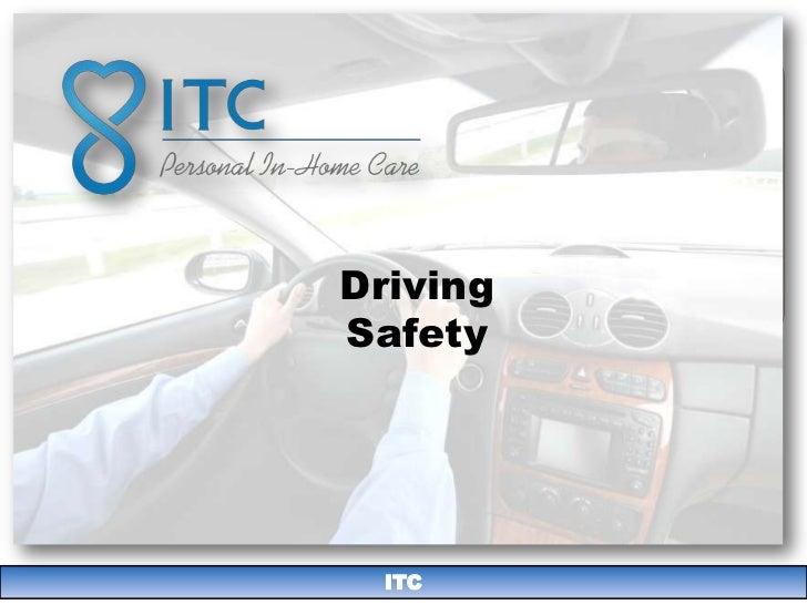 DrivingSafety  ITC