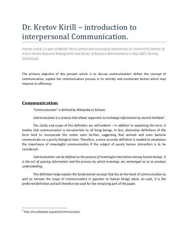 effective communicaton barriers Effective communications if you are the individual receiving the communication then the role you will adopt during the exchange will fall into three broad categories.