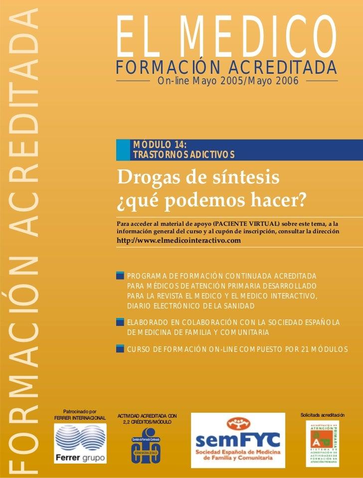 FORMACIÓN ACREDITADA                          EL MEDICO                                              FORMACIÓN ACREDITADA ...