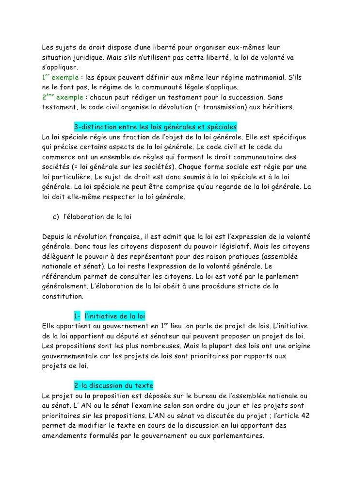 dissertation corrige droit constitutionnel Corrige de la dissertation pdf-2 - free download as pdf file (pdf), text file  constitutionnel font respecter le droit, chacun en ce qui le concerne.