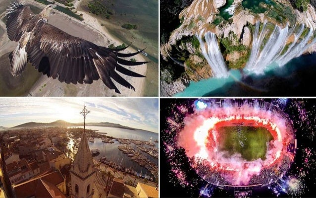 Dronestagram Photo Contest, Winners of the 2014