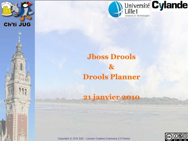 Jboss Drools & Drools Planner 21 janvier 2010
