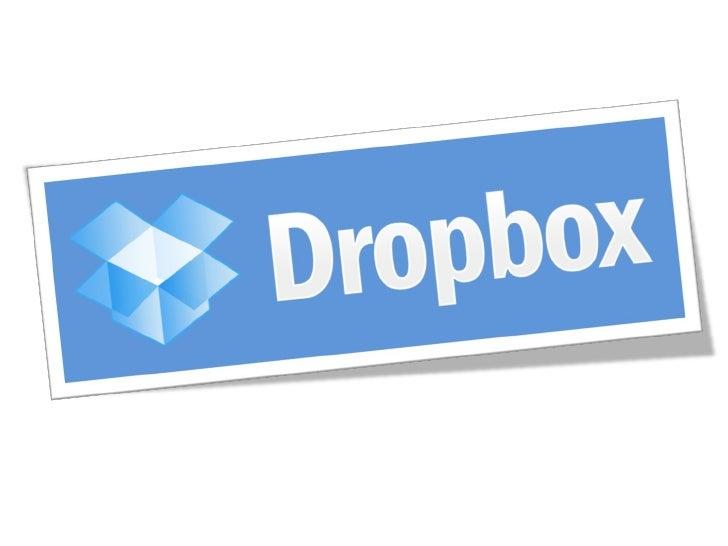 Drop Box Ppt