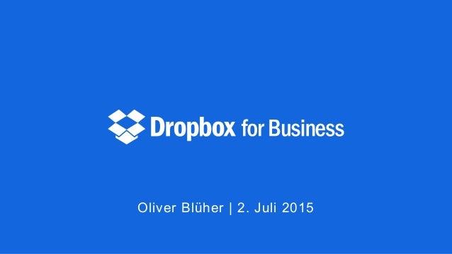 July 9, 2015 Oliver Blüher   2. Juli 2015